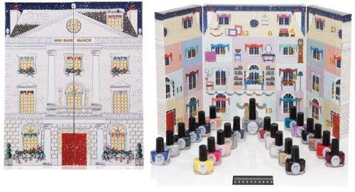 Ciate mini manor - nail polish advent calendar 2014 £18.65 Delivered @ Ciate