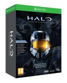 Limited edition halo master chief xbox one - £29.99 @ GAME