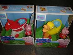 Peppa pig theme park rides scanning at £1 Tesco Bar Hill poss national