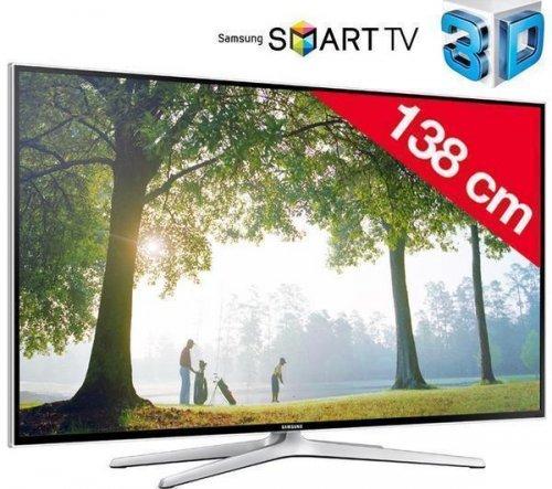 """Samsung ue55h6400 55"""" - 3D LED TV - Smart TV £698.99 Delivered @ pixmania"""
