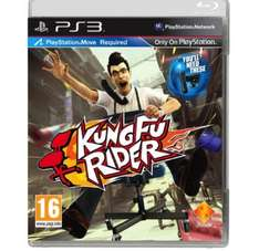 Kung Fu Rider PS3 (used) £1.00 @ Cex