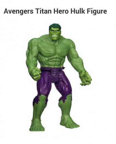 marvel Avengers The Hulk £14.99 - £5.00 at Asda instore