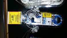 skullcandy inkd ear phones instore at tesco chorley £2