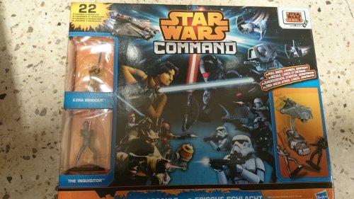 Star Wars Rebels Command Epic Assault Pack £5 @ Tesco instore