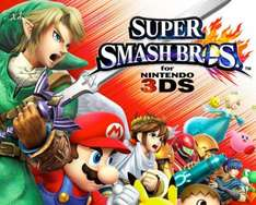 Super Smash Bros 3DS £24.85 @ Amazon Cheapest Yet!
