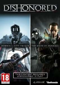 Dishonored DLC Double Pack £2 @ Game