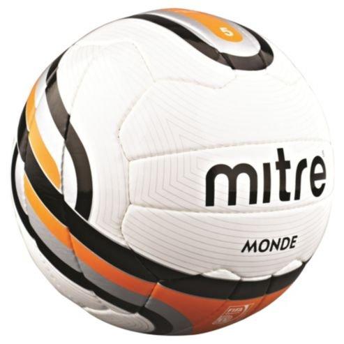 mitre monde size 5 match ball was £18 (still £18 at tesco direct) now £2 instore @ tesco plymouth roborough