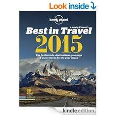 Free Lonely Planet Best in Travel 2015 ebook at Amazon (usually £9.99)