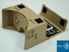 Google Cardboard, original, inc strap and nfc £10.00 sold by J&M Imports and fulfilled by Amazon