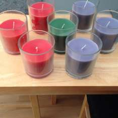 Clasohlson -  Scented Candles 49p BOGOF