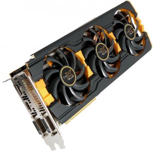 Sapphire R9 290 TRI-X OC 4GB GDDR5 Dual DVI HDMI DisplayPort PCI-E Graphics Card £214.98 @ ebuyer