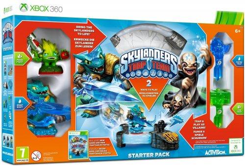 Skylanders Trap team xbox 360 starter pack £29.86 @ Amazon