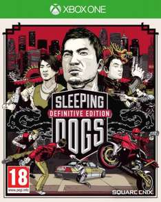 Sleeping Dogs Limited Edition Xbox One £16.85 @ Amazon