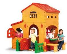 Feber grande villa playhouse reduced to £99 from £249 Toys r us