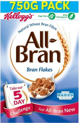 Kellogg's All-Bran Bran Flakes (750g) was £2.88 now £1.44 @ Morrisons