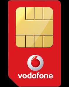 Vodafone sim only deal unltd mins 1 gb data unltd texts £15.30 (£7pm after cashback) £183.60 @ Mobiles.co.uk