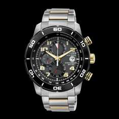 Citizen Primo Eco Drive Chronograph Mens Watch £101.00 Free Del @ The Watch Hut