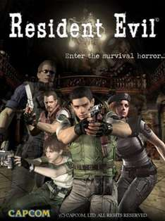 Resident Evil Remastered HD (Steam) (Includes Artbook and Soundtrack) £10.99 @ Gameoxy