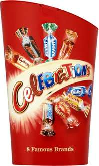 Mars Celebrations (245g) was £3.00 now £1.50 @ Morrisons (Online Exclusive)
