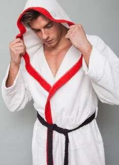 New. RYU Street Fighter 2 1991 Dressing Gown £15.50 (Inc. delivery with promo code) at Insert Coin Clothing