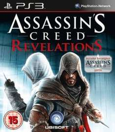 Assassins Creed Revelations (preowned) £2.99 @ GAME