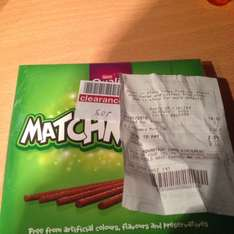 Matchmakers  130g box  50p boots
