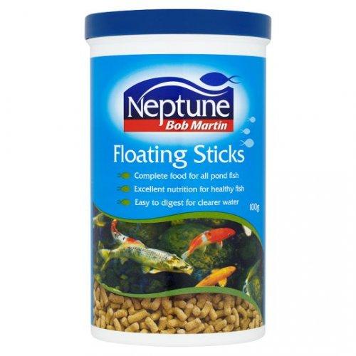 Neptune pond sticks 100g £2.39 @ Morrisons