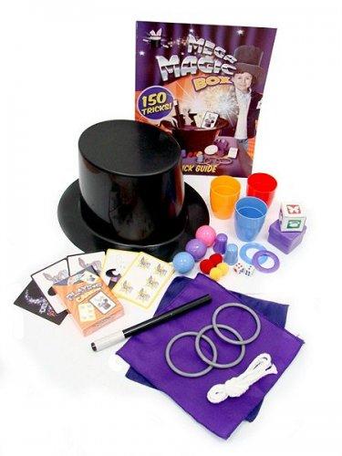 Jacks Magic Hat 150 Tricks Set Now £5 (Was £20) at House Of Frazer (Free c&c)