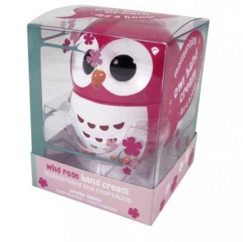 Owl Hand Cream Gift Set (Wild Rose) only £1.25 @ Tesco Direct