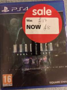 ASDA have reduced lots of games for XBONE AND PS4!