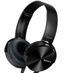 Sony MDR-XB450AP Xtra Bass Overhead Headphones now only £33.89 @ Amazon