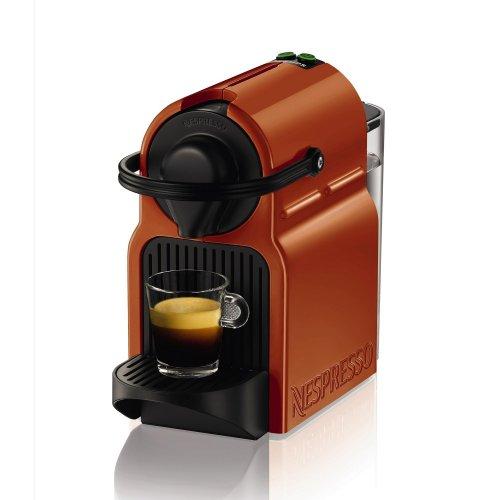 Nespresso orange Inissia XN100F40 sale debenham £60