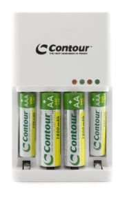 Contour 2 HR Rapid Charger £2.99 @ Ebuyer
