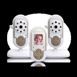 Motorola mbp28 twin camera baby monitor £49.99 @ Aldi
