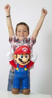 """Mario massive 20-inch """"World of Nintendo"""" figure/statue £24.99 @ Smyths Toys (+£2.99 P&P or FREE for over £39 spend)))"""