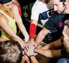 Free exercise fitness classes at Reebok Stores... zumba etc woo hoo!