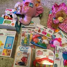 A range of toys and accessories from 50p @ Boots