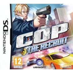 C.O.P. THE RECRUIT (Nintendo DS) £1.95 Delivered @ TheGameCollection