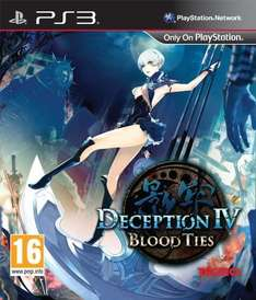 Deception 4 Blood Ties for PS3 only £8.95 at the game collection