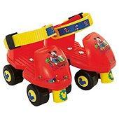 Mickey Mouse adjustable quad skates £3.13 @ Tesco instore