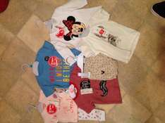 Tesco park road baby clothes from £1 instore