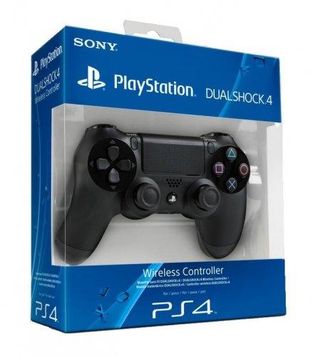 PS4 Controller Jet Black, Dual Shock 4 £36.47 @ GameStop.co.uk