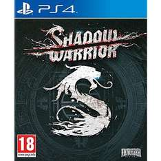 Shadow Warrior (PS4/Xbox One) £15 Delivered @ Asda Direct