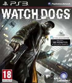 Watch Dogs (Wii U) £22.85 / (PS3) £13.85 Delivered @ Shopto & Amazon
