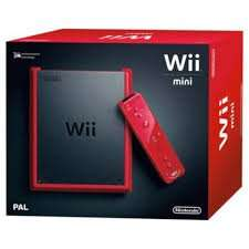 Wii Mini (Red) at Tesco Direct (£59) £49 with code TDX-YGPK