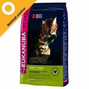 Eukanuba cat food 2kg bag 50% off £9.49 @ Pets at home