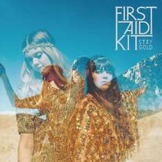 Best of 2014 album, First Aid Kit's Stay Gold MP3 £3.39 @ Amazon