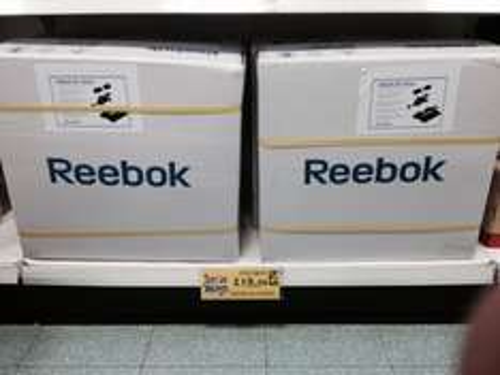 Reebok  Ab trainer £19.99 @ Homebargains