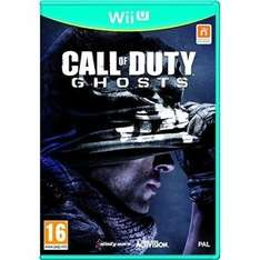 Call Of Duty: Ghosts (Wii U) £11.85 Delivered @ Shop4World Via Play.com (£11.96 @ Gameseek)
