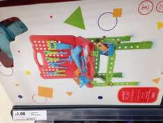 Tesco pre school play tool bench £5 in tesco extra cardiff western ave